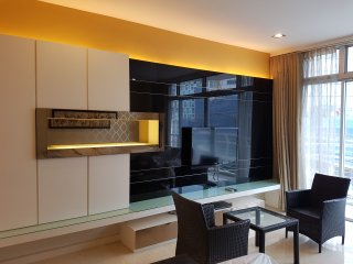 KLCC - Luxurious 3BR Condo KL Tower View #1, Kuala Lumpur