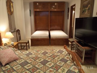#1#     PAX 2/4  BIG ROOM DOBLE BED & 2 SINGLE CAS CATALÁ. CALVIÁ. MALLORCA, Cas Catala