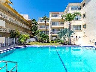 Ft Lauderdale Beach & Yacht Club #414, 1 BR Apartment