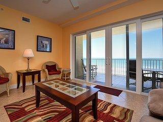 July/August $pecials - Sanibel Condominium - Oceanfront - 3BR/3BA - #804