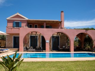 Villas Armeno-Sappho, Luxury villa with private  pool and see view
