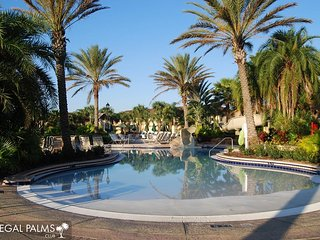 FANTASTIC 4 Bed/3 Bath Home at Regal Palms.PAY NO RESORT FEES,SAVE $19.60/day!