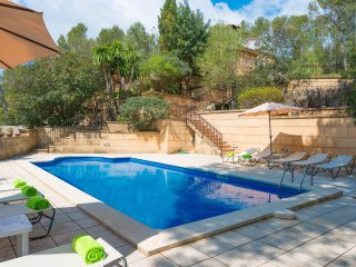 CAN PERE VELL - nice villa in Andratx for 10 guests