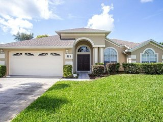 Cute 4BR 3Bath home with 1King 2Queens & south facing pool from $133/night