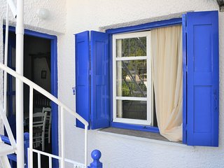 Balcony view room B6 Skopelos