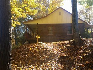 Appaloosa log cabins is a great little get away for your vacation in Cherokee NC