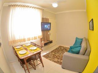 Apartamento Completo - Localização Privilegiada, Sorocaba