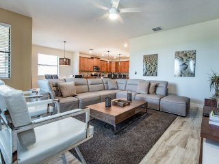 Elegant 6BR 5Bath SOLTERRA home with pool, spa & game room from $213/night