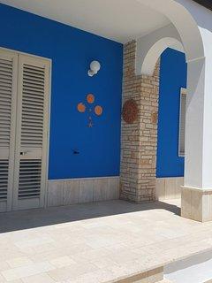 Villetta indipendente 5 stelle Vicino le Spiagge di Gallipoli