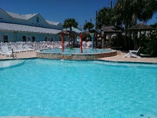 North Padre Nemo Cay Resort Townhome