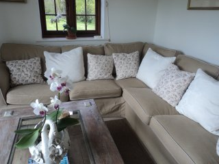 Corner of Baytree living room