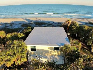 Oceanfront Cocoa Beach House, Private Beach Access, Sleeps 12 Guests!!