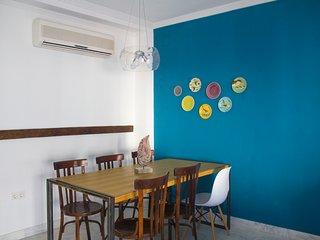 Amplio y confortable apartamento en Ronda de Triana