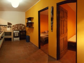 Mango Fully Equipped 2BR Flat in Santa Teresa!+AC