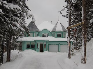 Extra Large  Family Home on the Knoll - Sleeps 20 (2 Hottubs/2 Kitchens), Silver Star
