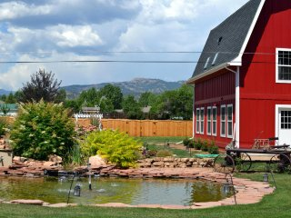 Unique & Modern Fort Collins Barn w/Private Pond!