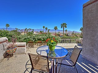 New! 2BR Borrego Springs Condo w/ Patio & Views!