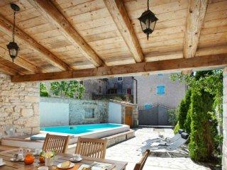 Old stone istrian villa Puntera 100075