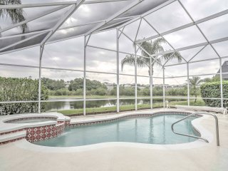 NEW! 6BR Kissimmee House w/ Pool & Lake Views!