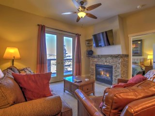 Granby Condo w/ Mtn Views & Ski-In/Ski-Out Access!