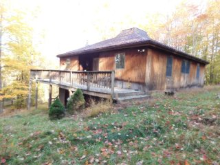 Cedar Haus - 873 Sand Run Road, Canaan Valley