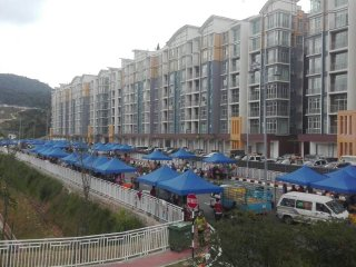 ASTANA BARRINGTON SQUARE CAMERON HIGHLAND APARTMENT-PASAR MALAM