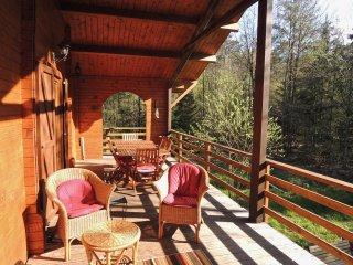 Chambre d'hôte dans les bois en Ardenne, Hotton