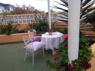 Apartment with 2 rooms in Breña Baja, with enclosed garden - 1 km from the beach, Santa Cruz de Tenerife