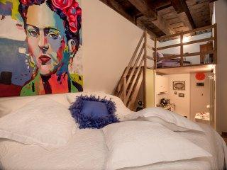 La Corsarola Suite. Appartamento inserito in un palazzo storico