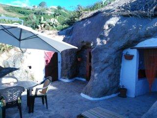 Casa cueva El Harapo