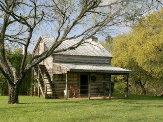 Palo Alto Creek Farm - The Log Cabin
