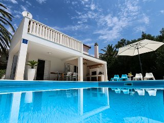 House with pool near the sea for rent, Orebic, Peljesac