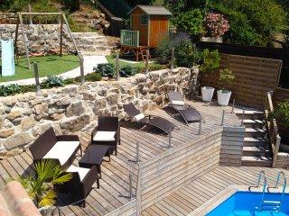 Villa avec piscine & jardin arrangé, Auribeau-sur-Siagne
