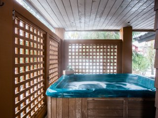 Recently Renovated - Private Hot Tub - Village N, Whistler