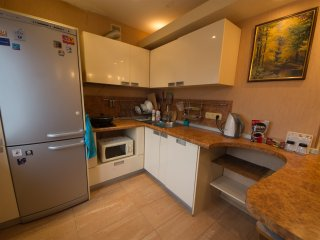 2-room apartment in the center of the city of Nizhny Novgorod