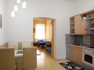Central Apartment Viktorija Tour As - free WiFi and AC