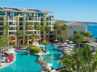 Luxury Suite Overlooking the Sea of Cortez, only minutes walk to the Marina
