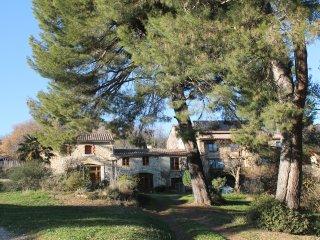 Gite rural de Bergnes a l'ombre des grands pins
