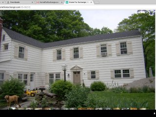 Charming Colonial country house on 4 acres, Bedford