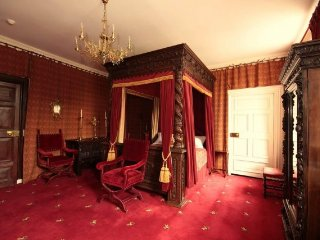 Appleby Castle - The Clifford Bedroom