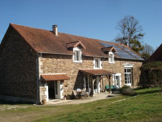 La Rame Gîte 1***, a private apartment in an old farmhouse in the Dordogne