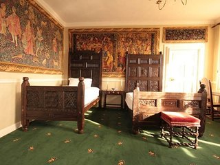 Appleby Castle - The Tufton Bedroom, Appleby-in-Westmorland