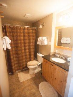 2nd new full bathroom