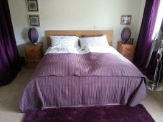 Mackworth House Farm B&B - ROOM 2 - Amethyst