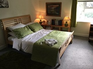 Mackworth House Farm B&B - Emerald Suite