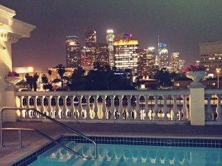 Luxury apartment in Dontown LA