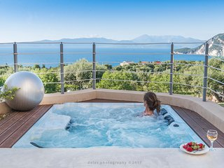 Ionian Breeze - house with a magnificent views