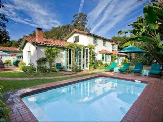Butterfly Beach House, Montecito, Ca