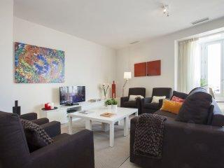Mar 44 IX apartment in El Carmen with WiFi, airconditioning, privéterras & lift., Valencia