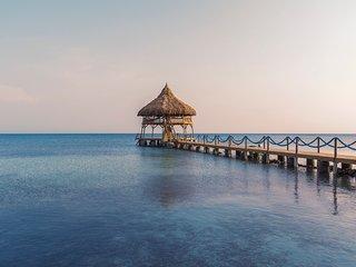 Cabaña privada en Isla Tintipán